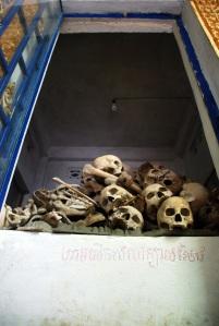 Pol Pot's tyrany