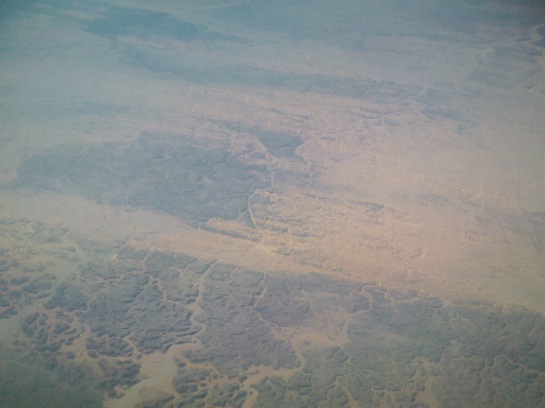 The Makkah Region Desert, Saudi Arabia