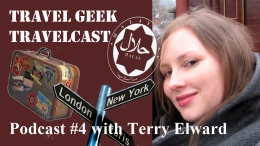 Travel Cast with Terry Elward, Podcast #4