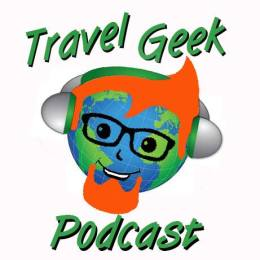 Travel Geek Podcast Cover