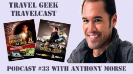 Speaking with the History Channel Host, Anthony Morse about HiddenCities